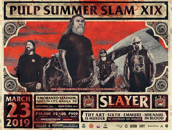 Pulp Summer Slam 2020.Ticketnet Online